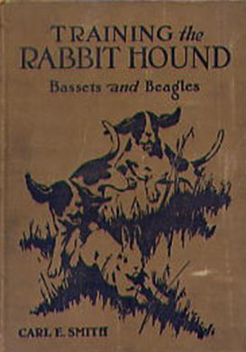 Training The Rabbit Hound (4th Edition Cover)