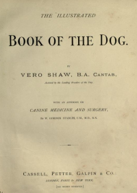 Cassell's Illustrated book of the dog